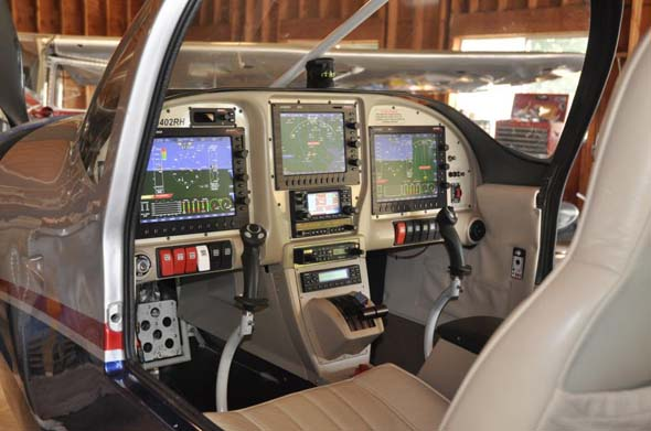 RV-10 Overhead Console and More