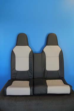 Cleaveland 60/40 Rear Seats