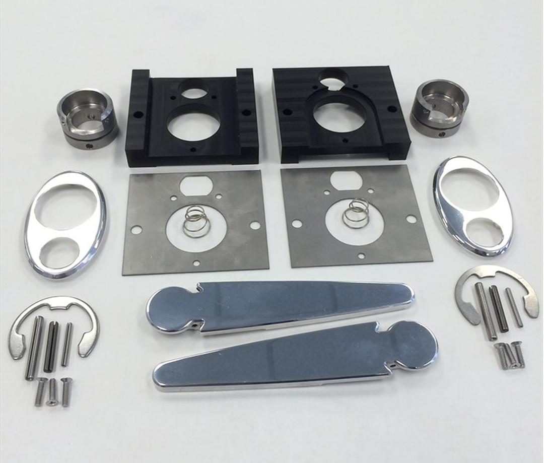 RV-10 Low-Profile Door Handle Kit