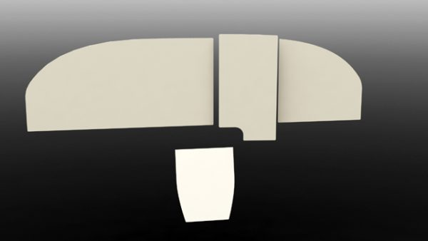 Standard panel inserts