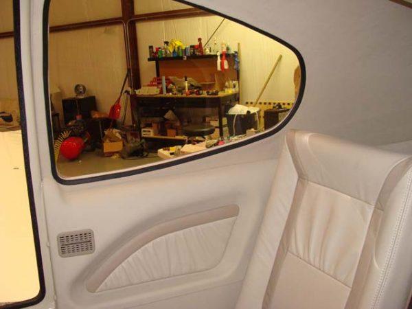 rear sear panel