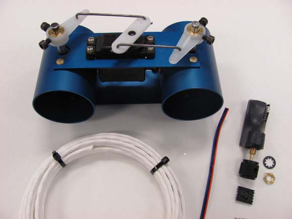 NACA Vent Controller Kits Available