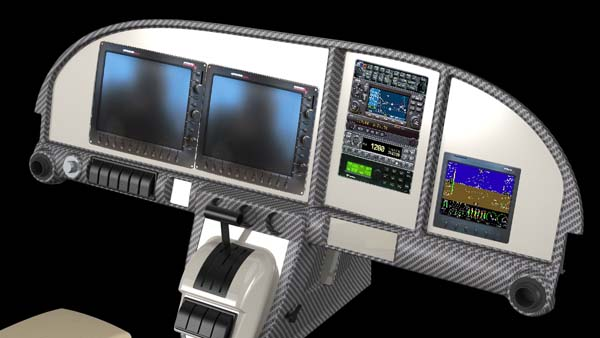 RV-10 EFIS Instrument Panel Available