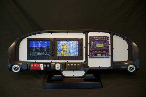 RV-7 Instrument Panel Available