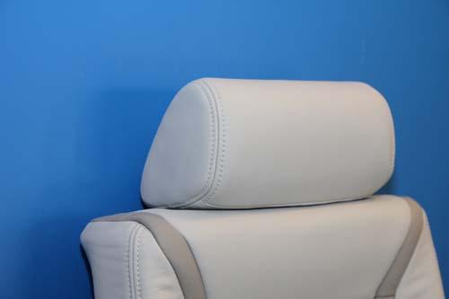 rear set headrest