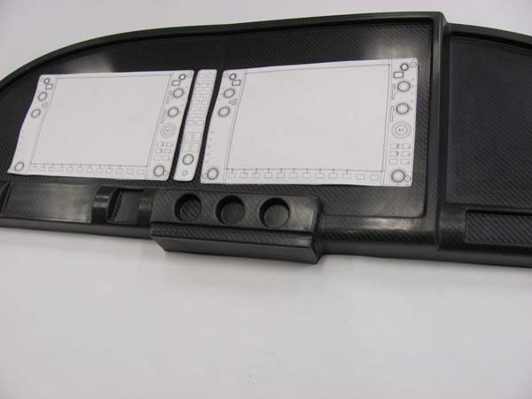 G900 Instrument Panel unit