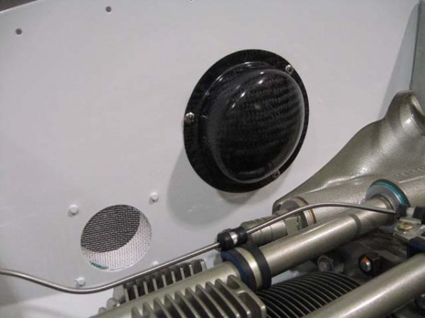 motor mount cover